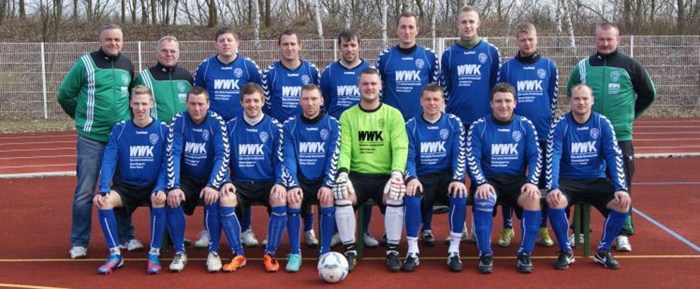 1. Männermannschaft - Kreisoberliga Mecklenburgische-Seenplatte Staffel II